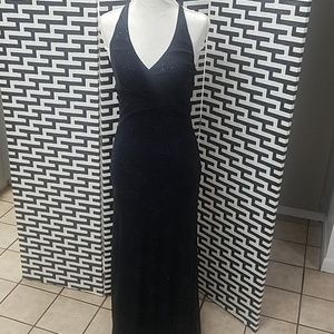 Super sexy womans formal gown size small
